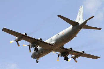 P.3M-09 - Spain - Air Force Lockheed P-3AM Orion