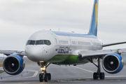 UK-75703 - Uzbekistan Airways Boeing 757-200 aircraft