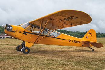 D-EMHG - Private Piper J3 Cub