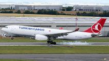 TC-JOZ - Turkish Cargo Airbus A330-200F aircraft