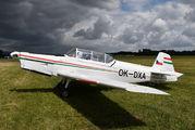OK-DXA - Aeroklub Luhačovice Zlín Aircraft Z-726 aircraft