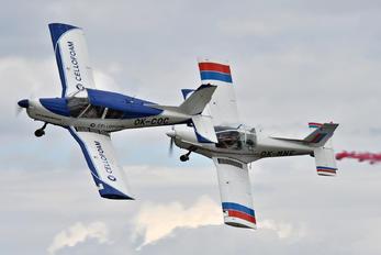 OK-COC - Aeroklub Tábor Zlín Aircraft Z-43