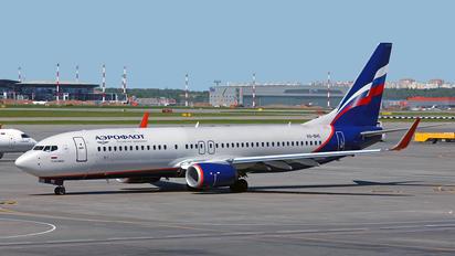 VQ-BHC - Aeroflot Boeing 737-8LJ