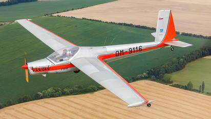 OM-9116 - Aeroklub Bratislava LET L-13 Vivat (all models)