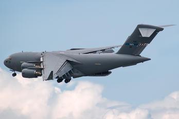 SAC 02 - NATO Boeing C-17A Globemaster III