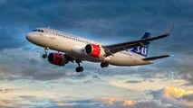SE-ROC - SAS - Scandinavian Airlines Airbus A320 NEO aircraft