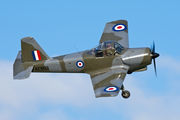 G-KAPW - The Shuttleworth Collection Percival P.56 Provost T.1 aircraft