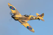"MK356 - Royal Air Force ""Battle of Britain Memorial Flight&quot Supermarine Spitfire LF.IXc aircraft"