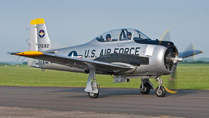 G-TROY - Private North American T-28A Fennec