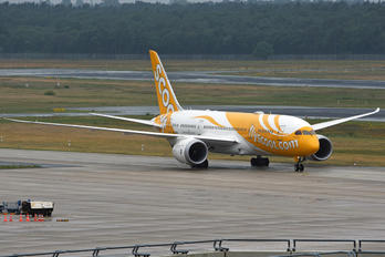 9V-OFK - Scoot Boeing 787-8 Dreamliner