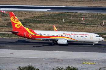 B-1795 - Hainan Airlines Boeing 737-800