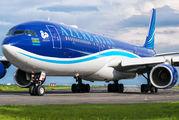 Azerbaijan A340-500 makes a football charter flight to Toluca title=