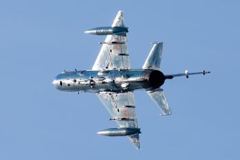 6607 - Romania - Air Force Mikoyan-Gurevich MiG-21 LanceR C