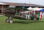 I-JONA - Private Spad XIII (Replica) aircraft