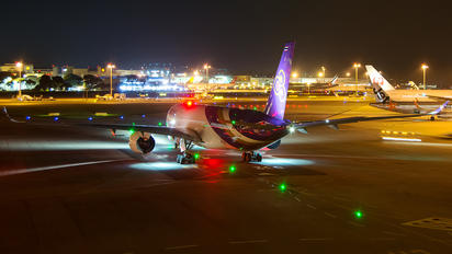 HS-THM - Thai Airways Airbus A350-900