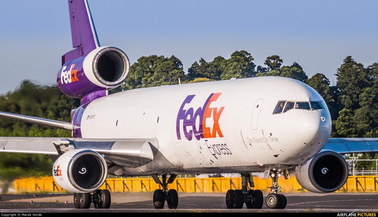 FedEx Federal Express N606FE aircraft at Tokyo - Narita Intl