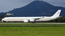 HZ-SKY - Sky Prime Aviation Services Airbus A340-600 aircraft