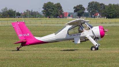 SP-DLK - Aeroklub Świdnik PZL 104 Wilga 35A