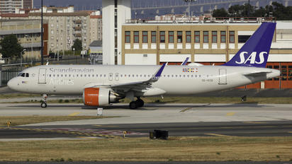 SE-ROB - SAS - Scandinavian Airlines Airbus A320 NEO