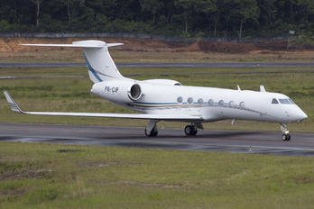 PR-CIP - Private Gulfstream Aerospace G-V, G-V-SP, G500, G550