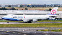 B-18718 - China Airlines Cargo Boeing 747-400F, ERF aircraft