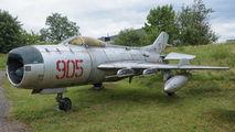 905 - Poland - Air Force Mikoyan-Gurevich MiG-19PM aircraft