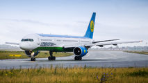 UK75703 - Uzbekistan Airways Boeing 757-200 aircraft