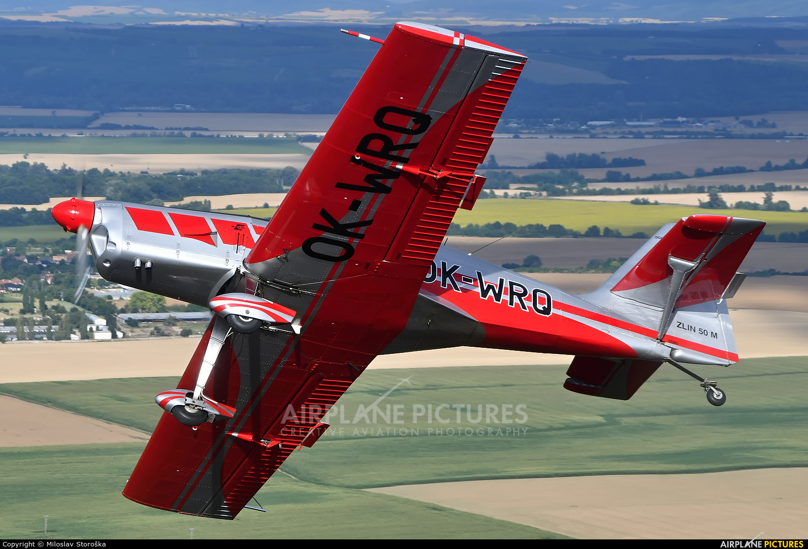 Private OK-WRQ aircraft at In Flight - Slovakia