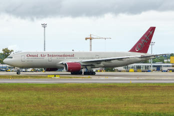 N828AX - Omni Air International Boeing 777-200ER