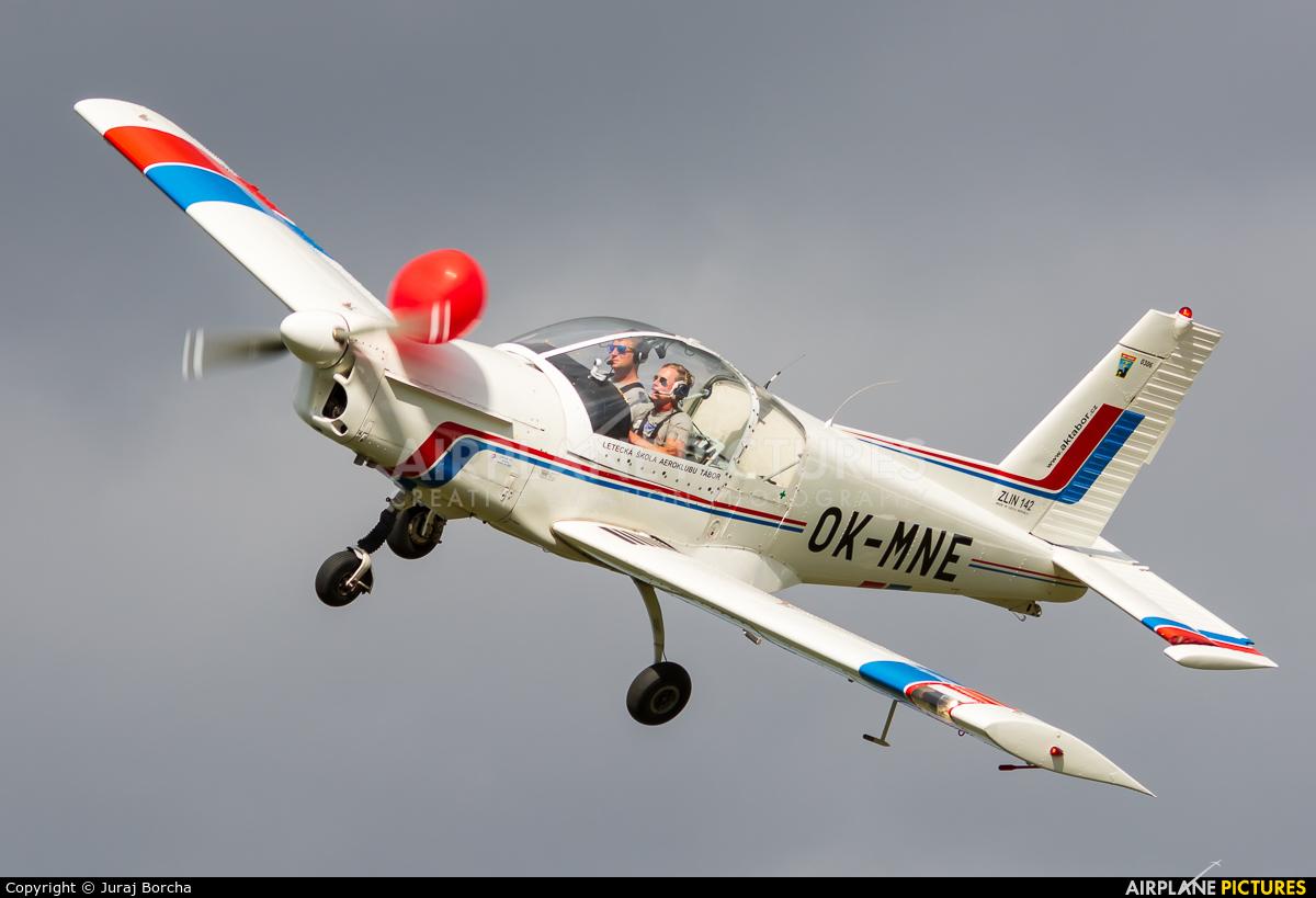 Private OK-MNE aircraft at Trnava- Boleráz