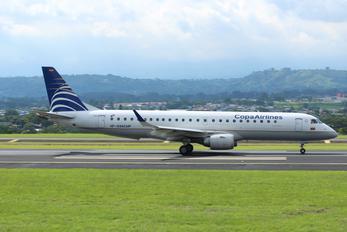 HP-1566CMP - Copa Airlines Embraer ERJ-190 (190-100)