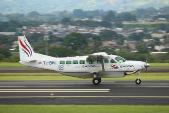TI-BHL - Sansa Airlines Cessna 208 Caravan