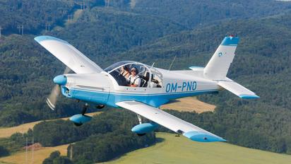 OM-PNO - Aeroklub Nitra Zlín Aircraft Z-142