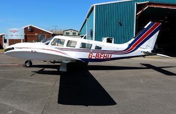 G-BEHU - Private Piper PA-34 Seneca