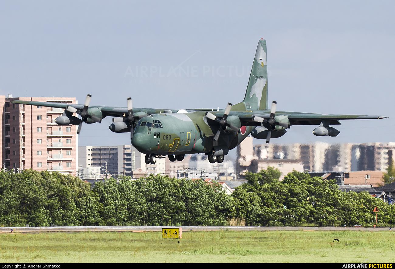 Japan - Air Self Defence Force 95-1083 aircraft at Nagoya - Komaki AB