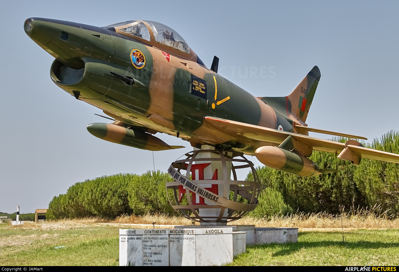 Portugal - Air Force 5463 aircraft at Montijo