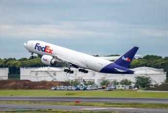N887FD - FedEx Federal Express Boeing 777F