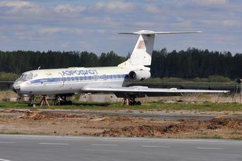 RA-65012 - Aeroflot Tupolev Tu-134