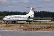 RA-65012 - Aeroflot Tupolev Tu-134 aircraft