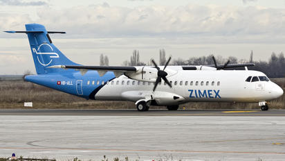 HB-ALL - Zimex Aviation ATR 72 (all models)