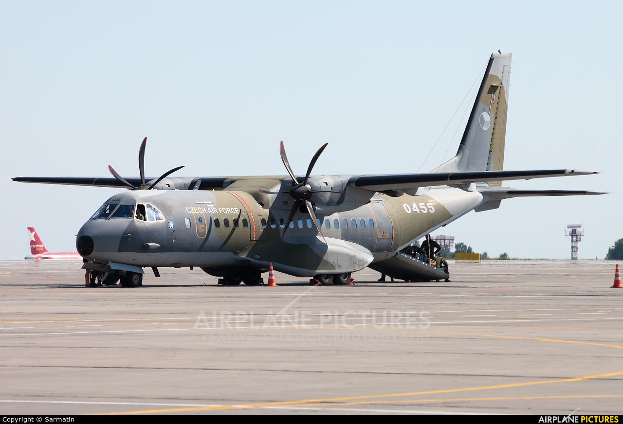 Czech - Air Force 0455 aircraft at Kazan