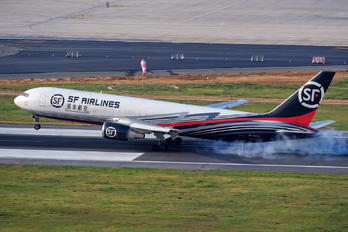 B-1423 - SF Airlines Boeing 767-300F