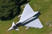 ZK432 - Royal Air Force Eurofighter Typhoon FGR.4 aircraft