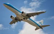 PH-EZF - KLM Cityhopper Embraer ERJ-190 (190-100) aircraft