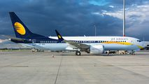 VT-JXA - Jet Airways Boeing 737-8 MAX aircraft