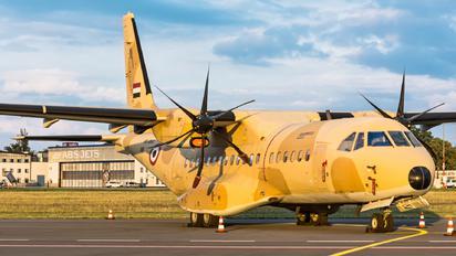 SU-BSK - Egypt - Air Force Casa C-295M