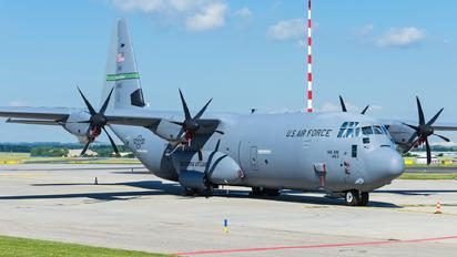 02-1463 - USA - Air Force Lockheed C-130J Hercules