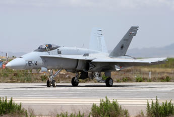 C.15-56 - Spain - Air Force McDonnell Douglas F/A-18A Hornet