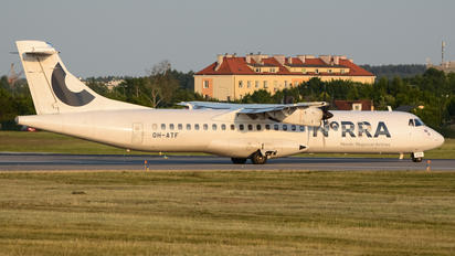 OH-ATF - NoRRA - Nordic Regional Airlines ATR 72 (all models)