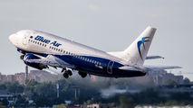 YR-AMB - Blue Air Boeing 737-500 aircraft